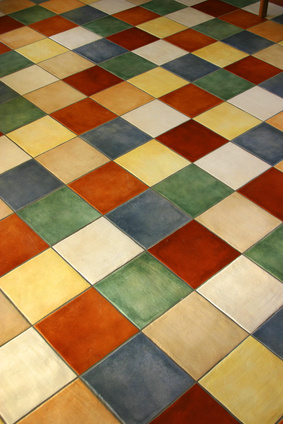 Carreaux de ciment carreleur Somme
