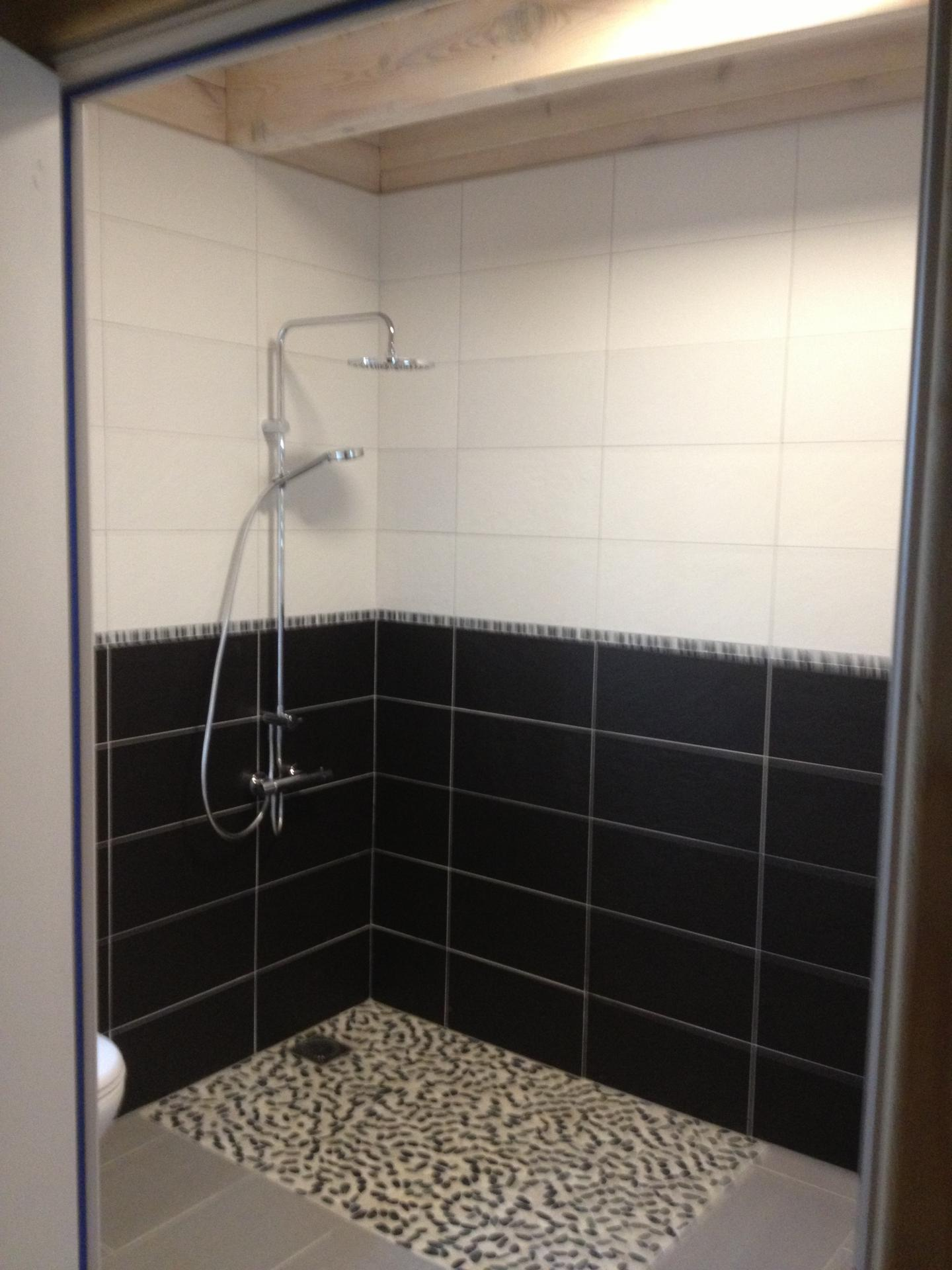 Cr ation de terrasses - Amenagement combles salle de bain ...
